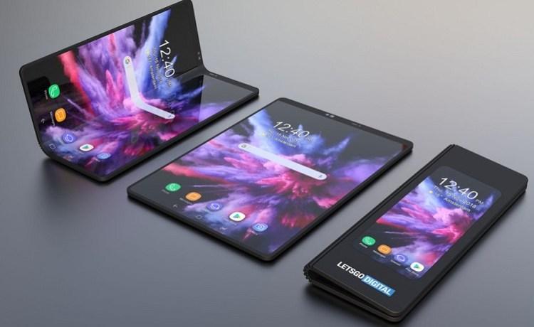 هاتف المستقبل لا يملك منفذ شحن أو أي فتحات أخرى