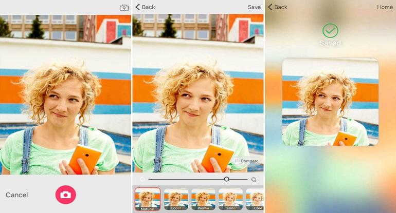 وأخيراً تطبيق مايكروسوفت سيلفي Microsoft Selfie متاح مجاناً على جوجل بلاي