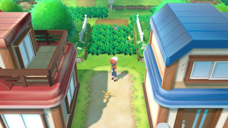 Pokemon: Let's Go!