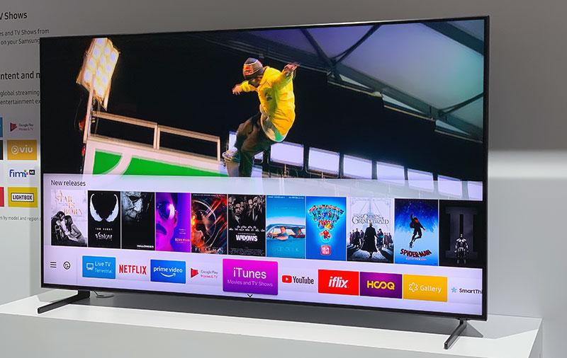 شراء تلفزيون جديد