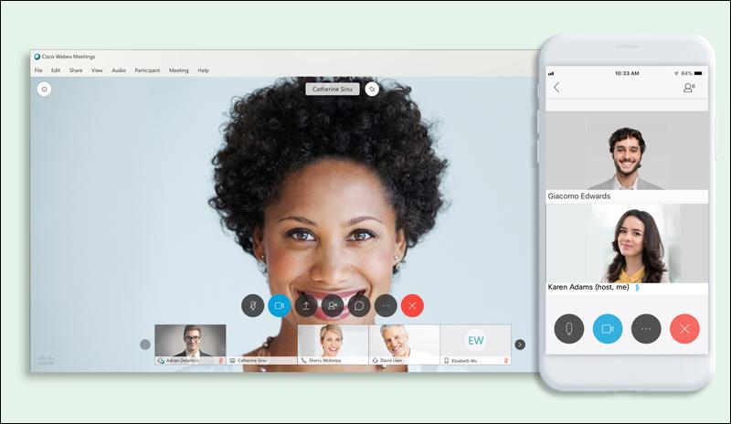 أفضل تطبيقات عقد اجتماعات الفيديو المجانية