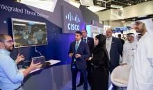 شبكة سيسكو المستقبلية ومنصة سيسكو كينيتك تستقطب اهتماماً ملموساً في جيتكس 2017