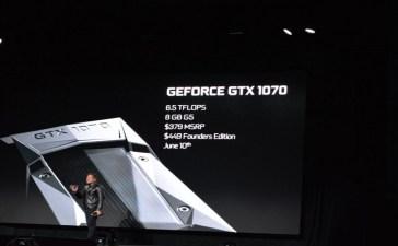نظرة واسعة على بطاقة الرسوميات نيفيديا GeForce GTX 1070