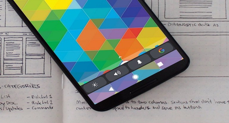 Android Touchbar