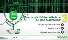 العصابات الإلكترونية تواصل هجماتها على القطاعات السعودية
