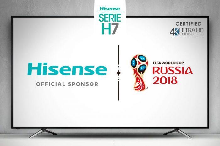 FIFA World Cup 2018 Hisense Ad