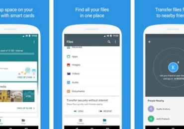 Files Go app Google