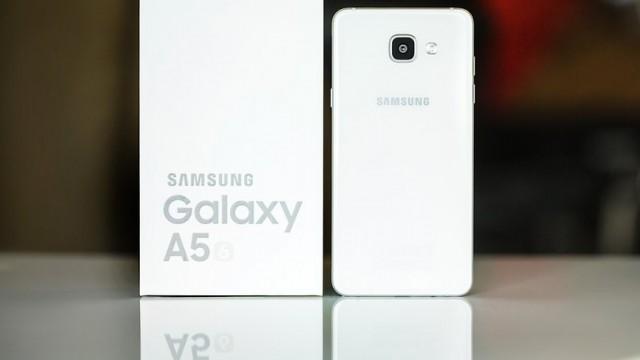 Galaxy A5 Design