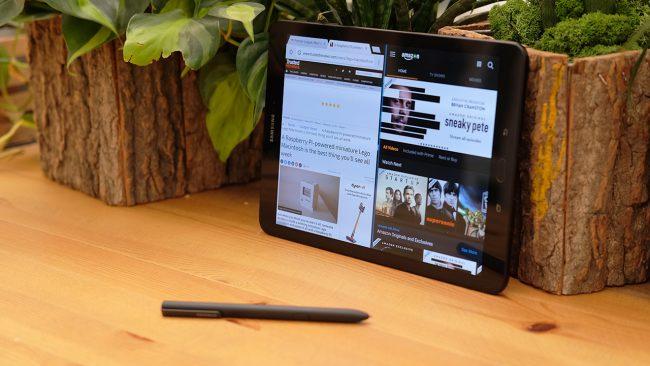 Galaxy Tab S3 Multi-Tasking