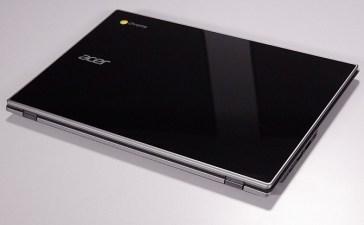 نظرة واسعة على حاسب Acer Chromebook 14 المخصص للأعمال