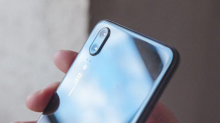Huawei P20 Camera