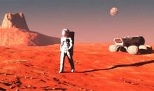 أول إنسان إلى المريخ في ٢٠٣٠
