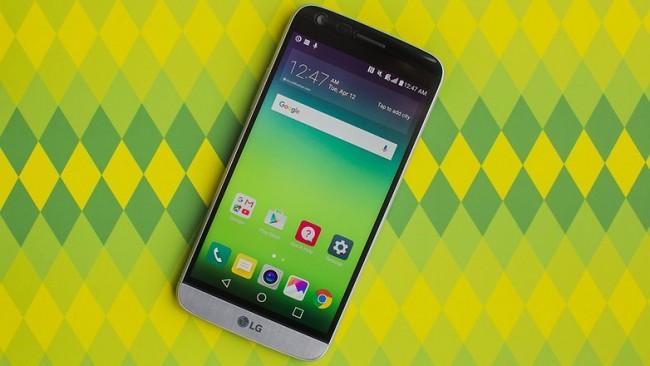 LG G5 Front Design