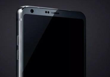 LG G6 leak rounded corners
