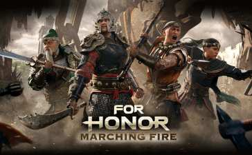 MARCHING FIRE