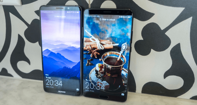 Mate 10 Mate 10 Pro Design Display