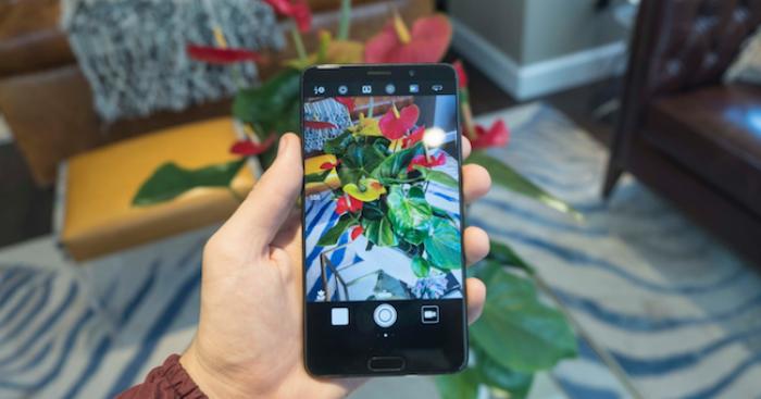 Mate 10 Pro Camera app AI