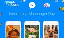فايسبوك تبدأ في طرح ميزة Messenger Day لكلّ المستخدمين