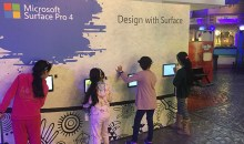 """الأفنيوز يحتضن أطفال الكويت المبتكرين خلال """"فعالية مايكروسوفت الإبتكارية"""""""