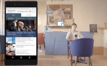 News Suite by Sony app