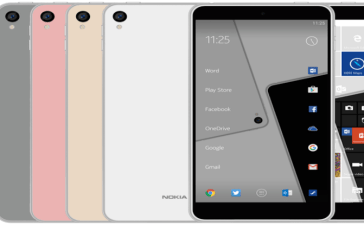 Nokia C1 Android Phone rumor