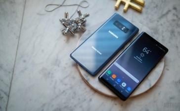 Note 8 phones