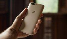 OnePlus 5 الذهبي أصبح متوفرًا للشراء