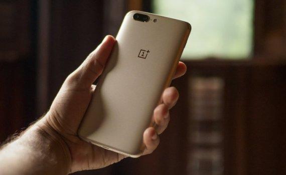 OnePlus 5 Golden Edition