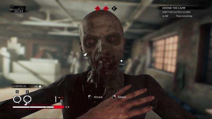 مراجعة لعبة Overkill?s Walking Dead Overkills-The-Walkin