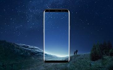 Samsung Galaxy S8 Display