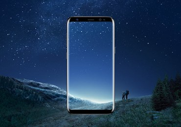 Samsung Galaxy S8 Display