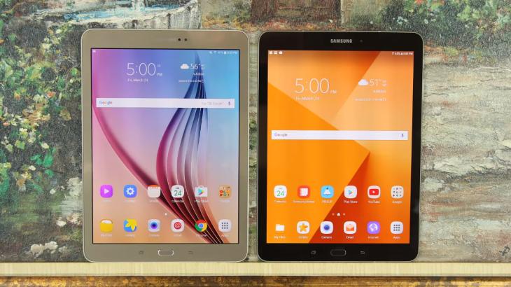 مقارنة Galaxy Tab S3 و Galaxy Tab S2.. هل من جديد يذكر؟