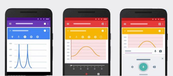 Science Journal app