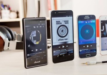 Smartphones sounds
