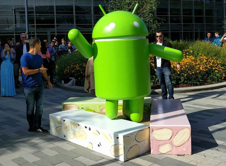 Sony and Android Nougat (2)