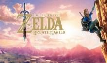 تقييمات إيجابية استثنائية للعبة THE LEGEND OF ZELDA BREATH OF THE WILD
