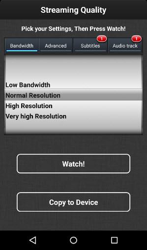 vlc-streamer-app
