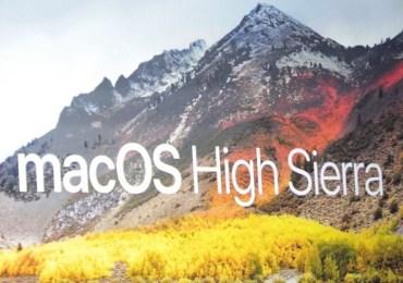"WWDC 2017: نظام ماك الجديد يُدعى ""High Sierra"" وميزات كثيرة قادمة"