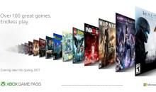 تعرف على تفاصيل خدمة Xbox Game Pass الجديدة