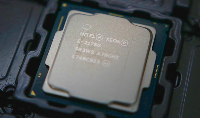 معالجات Xeon