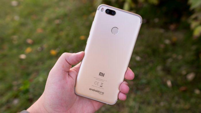Xiaomi Mi A1 Design