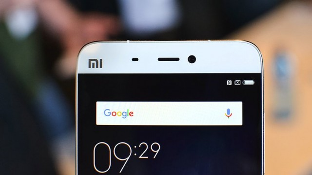 Xiaomi Mi5 - Screen