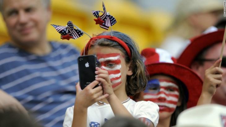 بعد أن كانت الثانية، الولايات المتحدة ثالث أكبر سوق للهواتف في العالم!