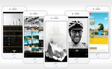 filmborn app iphone