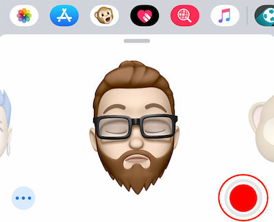 كيفية استخدام تعبيرات الـ Memoji على آيفون X وما بعده