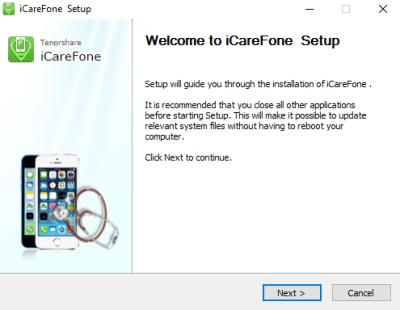 iCareFone a