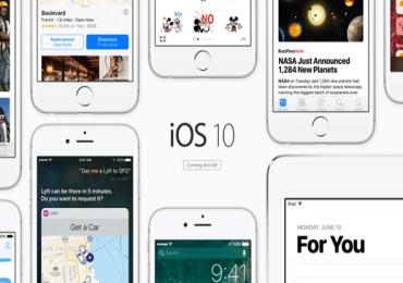 تخطى التحديث iOS 9.3.5 وحدّث جهازك إلى iOS 10 الآن