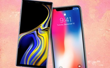 iPhone X أو Note 9