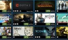 الألعاب الأكثر تحقيقاً للأرباح على متجر ستيم في 2016