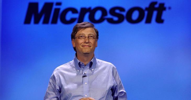 هل يمتلك بيل غيتس مايكروسوفت؟